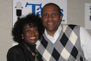 melba & tavis smiley