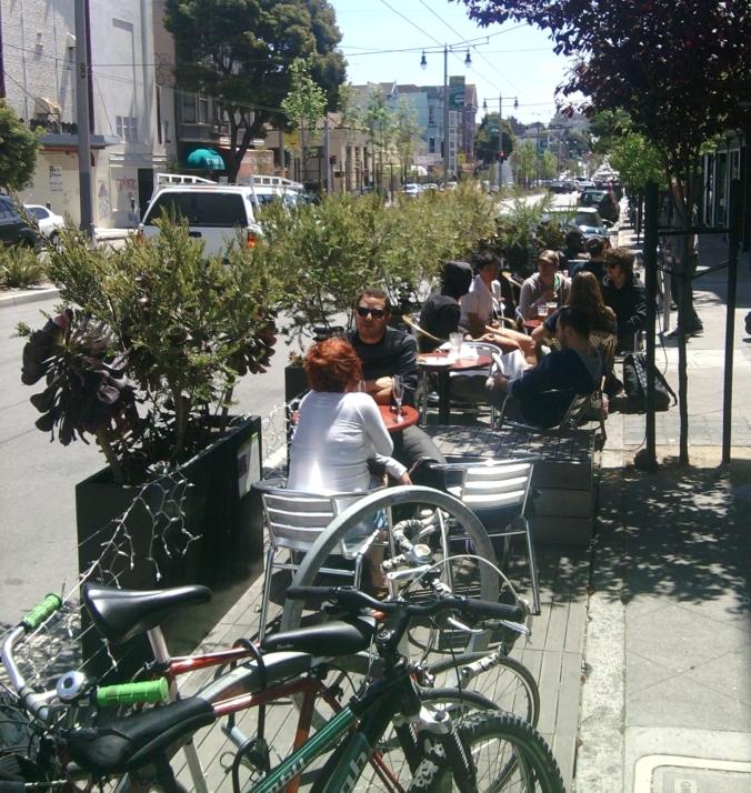 Mojo Bicycle Cafe San Francisco Ca