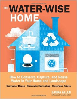New book! The Water-Wise Home by Laura Allen